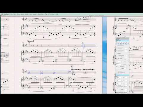 Sibelius 6 Quick Tip 3: Playing back harmonics