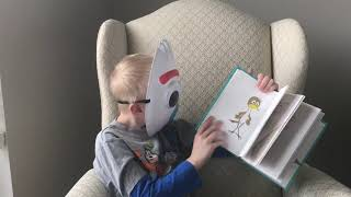 """Forky Reads """"Are You My Mother?"""""""