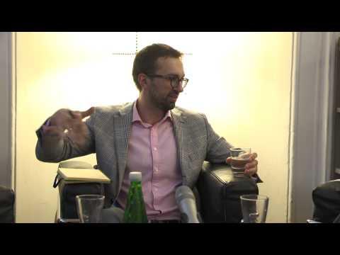 Sergii Leshchenko: Ukraine between Corruption and Reform