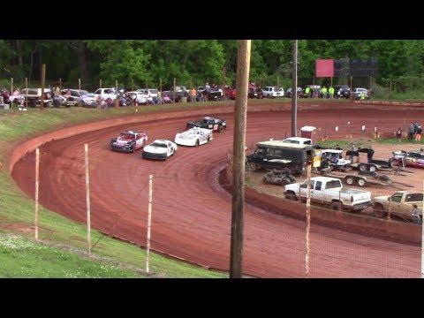 Winder Barrow Speedway Modified Street Feature Race 4/27/19