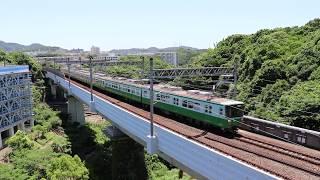 新幹線の上を走る地下鉄