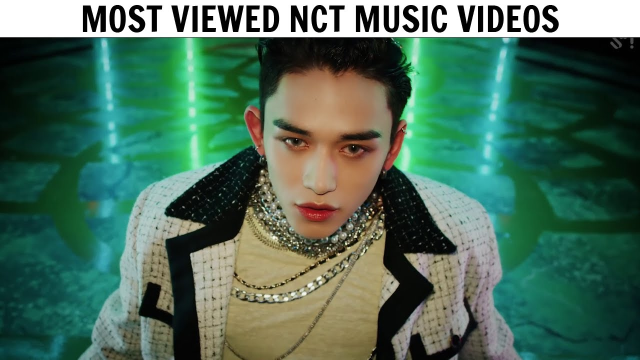 [TOP 50] Most Viewed NCT Music Videos On Youtube | November 2020