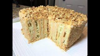 Праздничный Торт ЛЮБИМЫЙ для самых близких ( минимум сахара). Вкус Потрясающий!