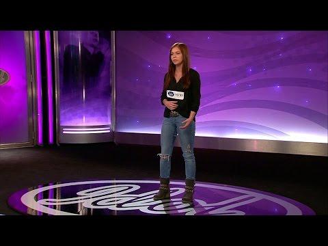 Evina - Hiding my heart (hela audition) - Idol Sverige (TV4)