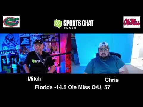 Florida at Ole Miss - Saturday 9/26/20 - College Football Picks & Prediction | Sports Chat Place (skip to 10s)