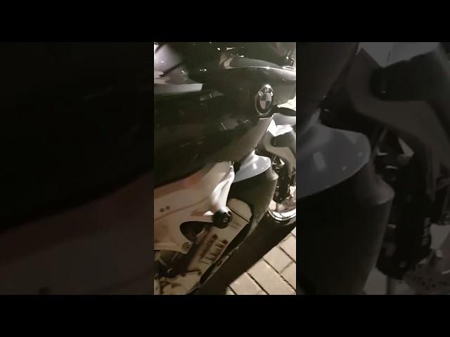 BMW K1200R Standgas Motorlauf