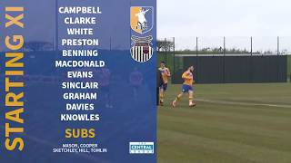 Reserves highlights: Stags 0-2 Grimsby Town