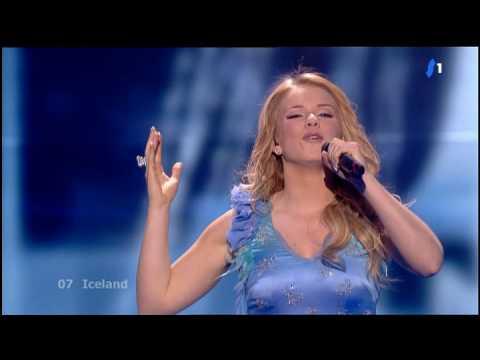 Iceland Jóhanna Guðrún - Is it true Final Eurovision 2009