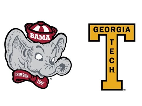 1940 #14 Alabama at Georgia Tech (Highlights)