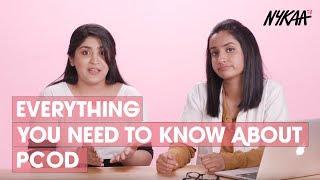 All That You Need To Know About Polycystic Ovarian Disease(PCOD)  Shreya Jain & Urooj Ashfaq   Nykaa