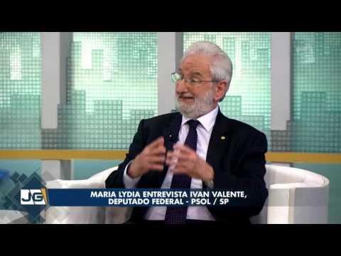 Maria Lydia entrevista Ivan Valente, deputado federal – PSOL/SP