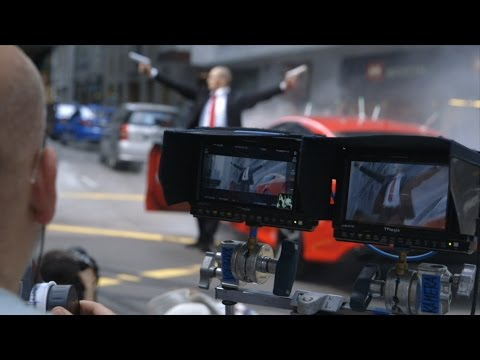 'Hitman: Agent 47' Behind the Scenes