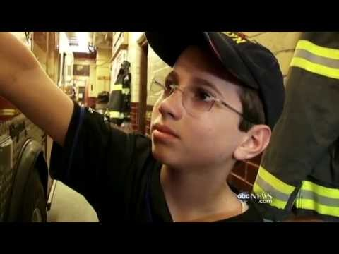 9/11 Anniversary: Boy's Letter to Dad
