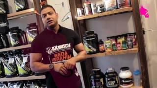 خاص بالفيديو.. اكتشف مكملاتك الغذائية الصحيحة مع 'max muscle'