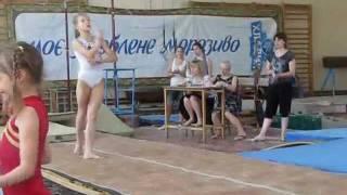 Спортивная гимнастика Вольные упражнения