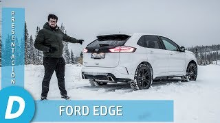 Ford Edge 2019 | Primera prueba | Review | Diariomotor