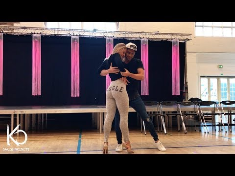 Kiko & Christina @ Copenhagen Bachata Festival´17 / One Direction - Night Changes (DJ Alejandro)