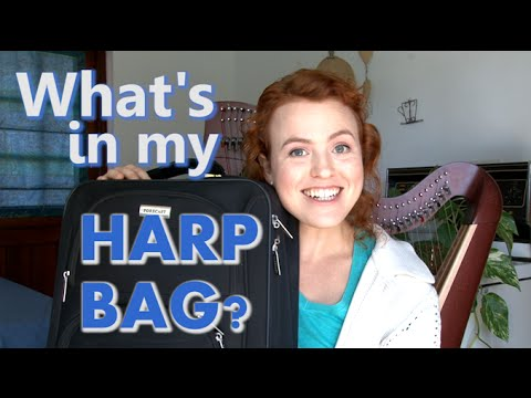 What's in My Harp Bag?