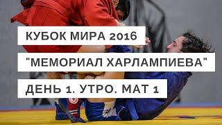 Самбо. Кубок мира