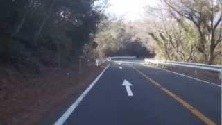 2013-03-19 三河湾スカイラインその2音羽蒲郡有料道路交差付近