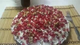 "Готовлю салат на Новый Год "" Натали""🎄🍩"