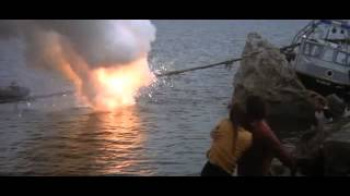 Jaws 2: Brody Electrocutes Shark thumbnail
