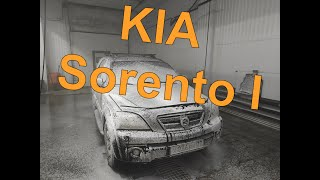 Кия Соренто-Kia Sorento-2002