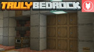 Truly Bedrock SMP S1 : E24 - Rotating Storage System and Cleaning Up