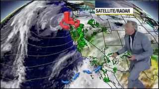 Los Angeles weather (KABC-TV) - December 2014 storm reports
