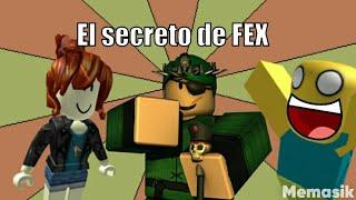 El secreto de Fex alpha/Roblox Flood Escape X alpha reto