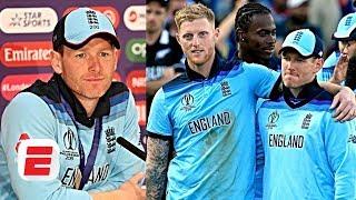 Captain Eoin Morgan hails Ben Stokes' ability to recover from Kolkota | 2019 Cricket World Cup
