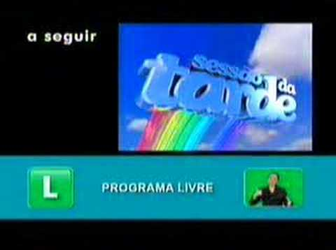 Globo 2007 Vinheta Sessao Da Tarde Youtube