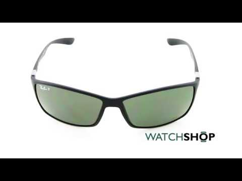09bc38fe08 Ray-Ban Men s RB4179 Sunglasses (RB4179-601S9A-62) - YouTube