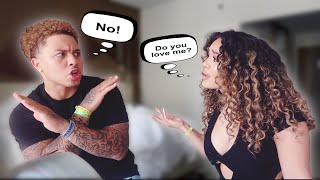 "TELLING MY LATINA GIRLFRIEND ""NO"" FOR 24 HOURS!! **GONE TOO FAR**"