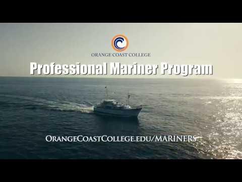 Professional Mariner Program⎪Orange Coast College