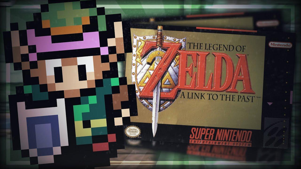 Wie A Link to the Past eine Spielereihe revolutionierte