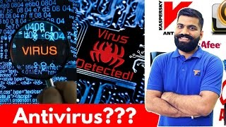 How Antivirus Works? Best Antivirus Software? Android Antivirus?