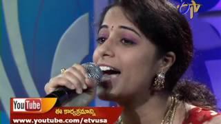 Manasa Tulli Padake Song - Vamsi Priya Performance in ETV Padutha Theeyaga - USA -ETV Telugu