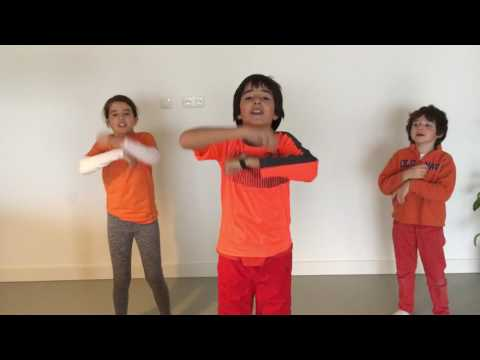 Our Kids' Version - 2017 Dutch King's Day Song & Dance