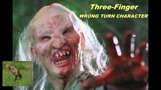 Three Finger Wrong Turn Laugh Extended