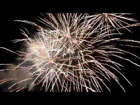 Focuri de artificii la Bălți – 2016