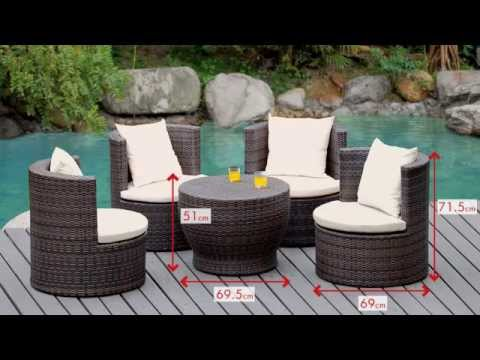 Download Emu Mobilier Outdoor Salon De Jardin Made In Design Full ...