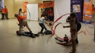 """Лагерь """"Эрудит"""" - Видео со смен. Ирландский и Японский народные танцы (Танцевальная смена 2014г.)"""