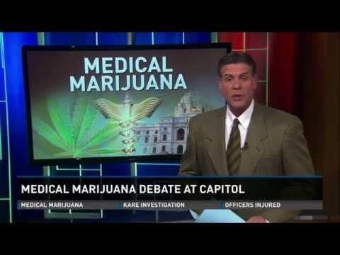 Parents Slam Minnesota Governor re: Medical Marijuana