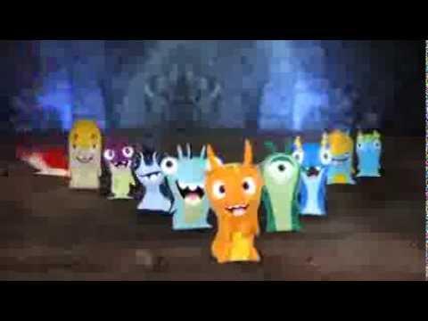 слагтерра игрушки видео