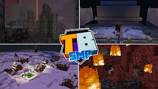 The Stray Farm! Netherite Mining And The Industrial Zone Begins! - Truly Bedrock - S02 EP07