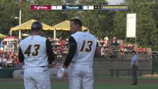 8/2/13: A-Rod Rehab - Trenton Thunder vs. Reading Fightins