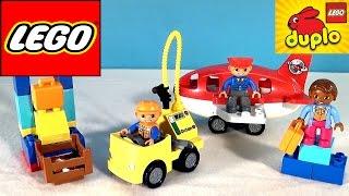 Обзор Lego Duplo Аэропорт