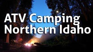 3 Day ATV Camping Trip Northern Idaho