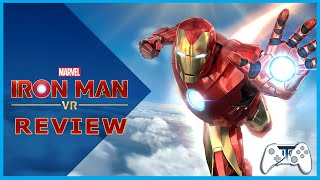 Iron Man VR Review - I ain't afraid of no Ghost! (Video Game Video Review)